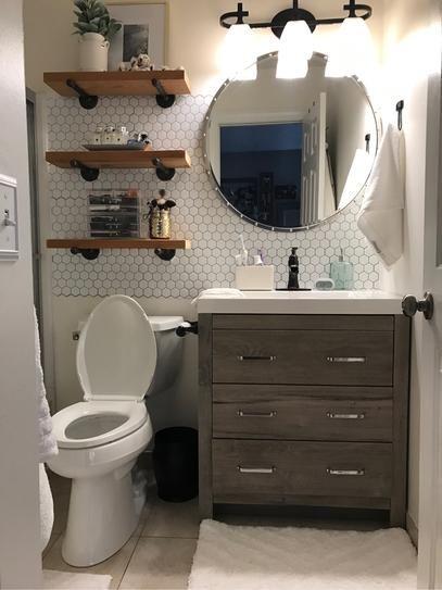 The Home Depot Logo Oak Bathroom Vanity White Washed Oak Oak Bathroom