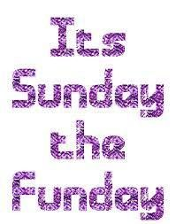 Sunday!!!