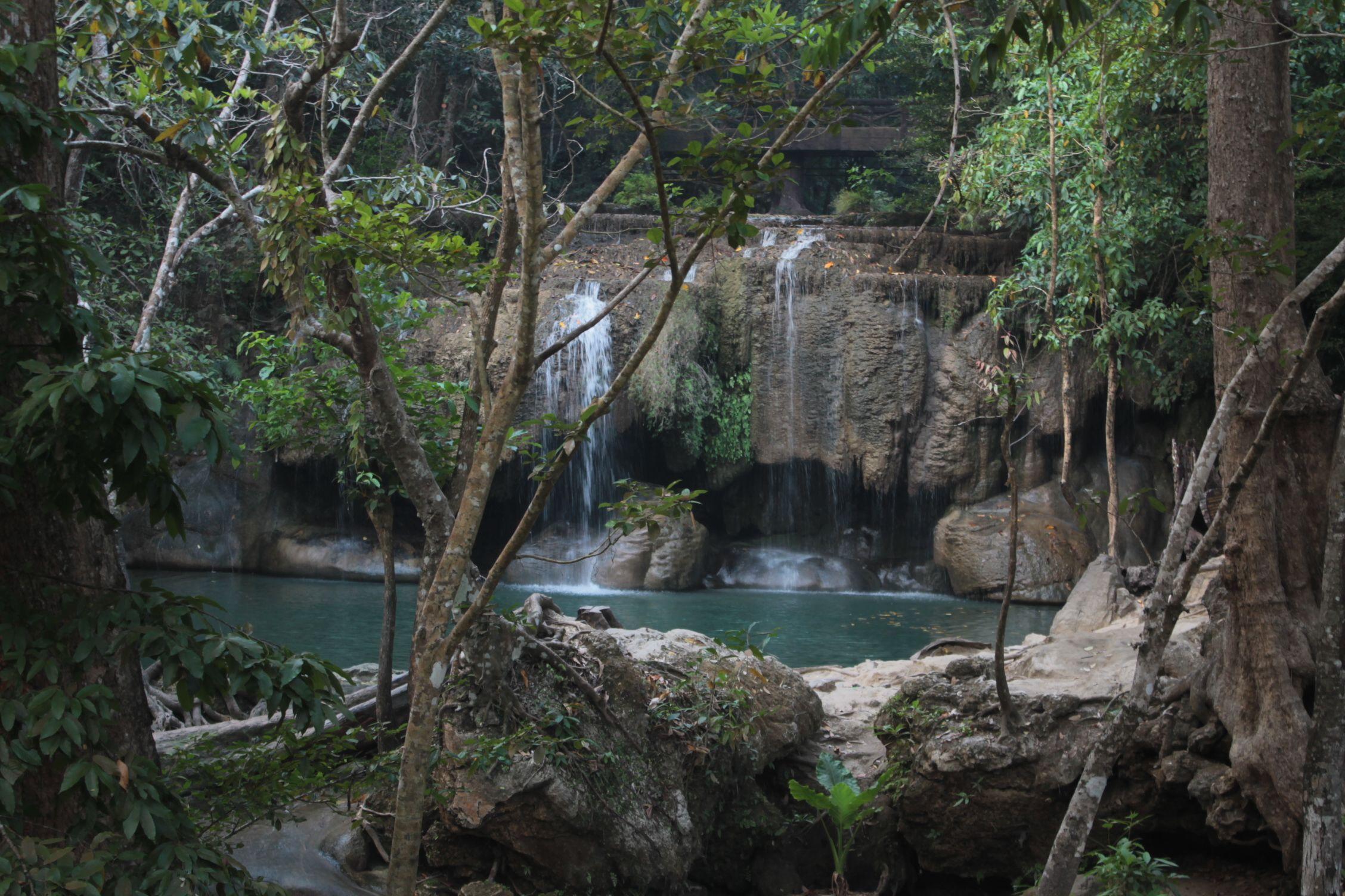 Segundo nivel de las cascadas