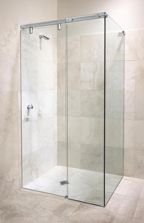 Af modish Billedresultat for badeværelse glas brusekabine | Møllestien 6 XX06