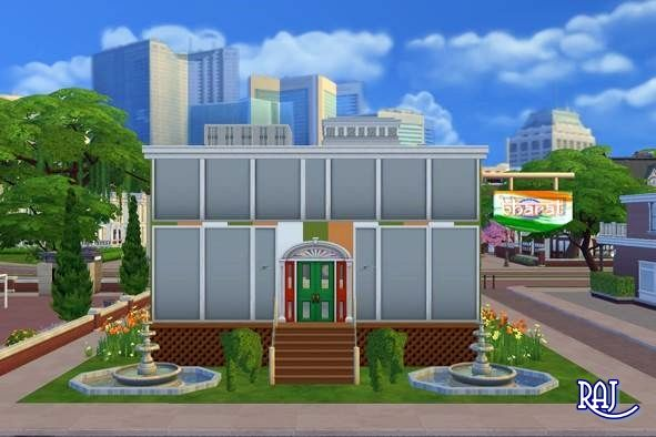 Bharat | The Sims 4 Lots