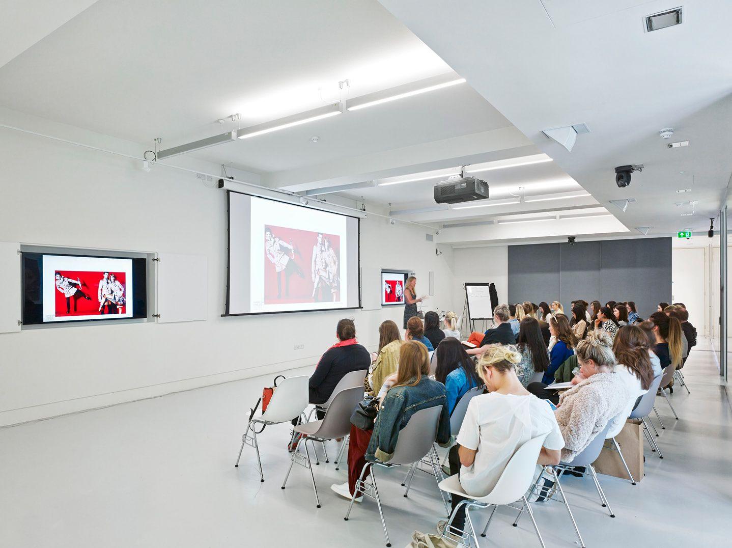 Conde Nast College Of Fashion Design Corporate Interiors Conde School Design