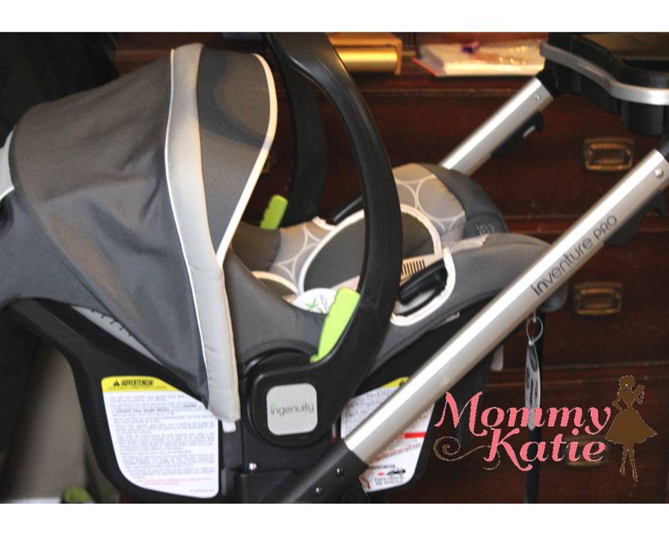 Ingenuity Car Seat Stroller Travel System