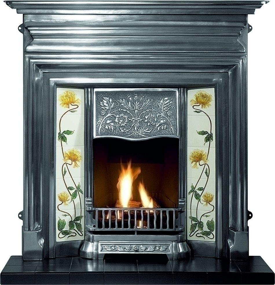 Edwardian cast iron fireplace full polish inspiring ideas