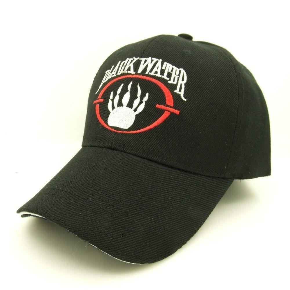 be2fdbbdfbf6c 2016 Black water USA Worldwide Academi Xe army fans uniform Adjustable   CLIMATE  BaseballCap
