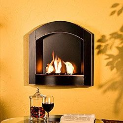 How To Make A Wall Mount Gel Fireplace Fireplace Pinterest