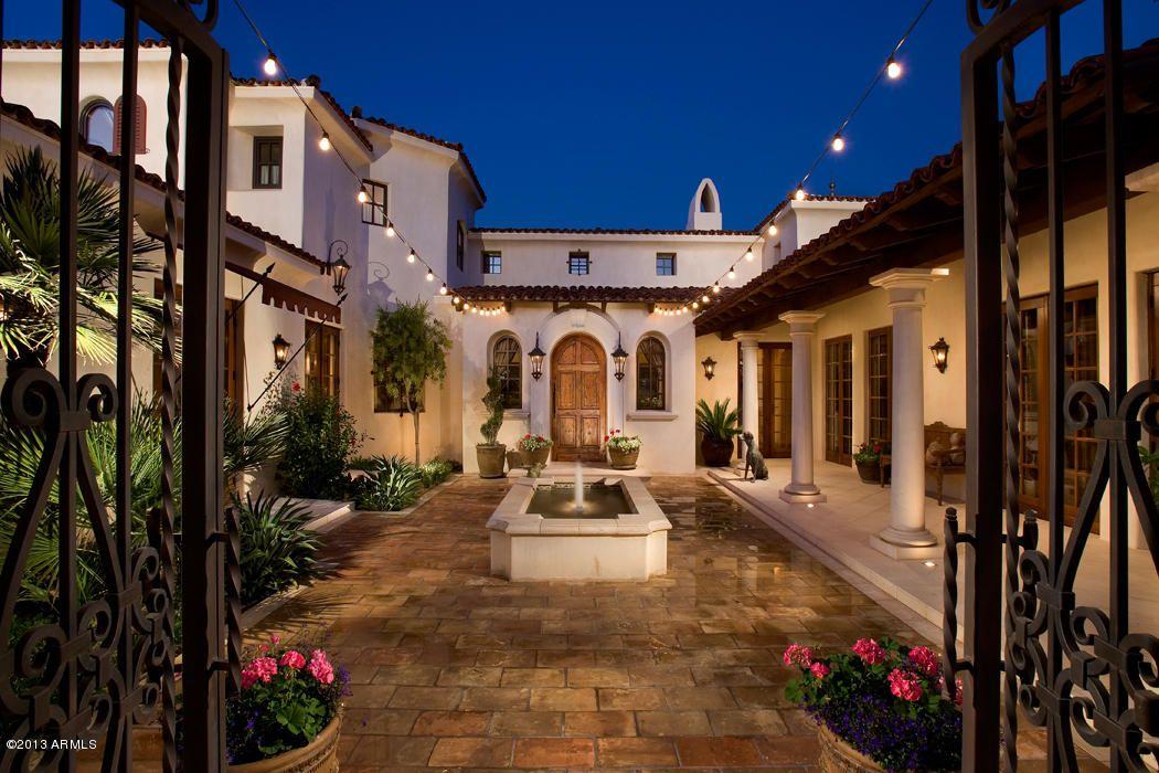 Amazing Luxury Home In Paradise Valley  Arizona luxury homes paradise valley   for more information please contact  . Luxury Lighting Az. Home Design Ideas