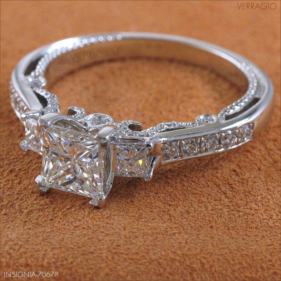 Elegantly beautiful diamond engagement rings verragio