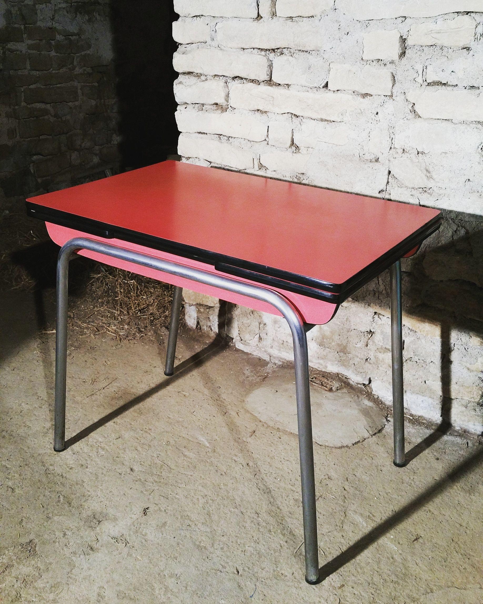 Mobilier Industriel Et Vintage Nancy Lorraine Table Formica Meuble Vintage Mobilier