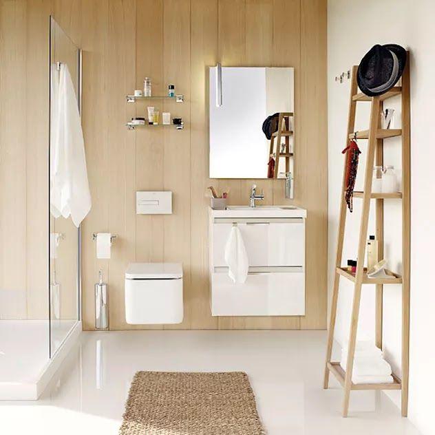 Ideias de tapetes para a casa de banho