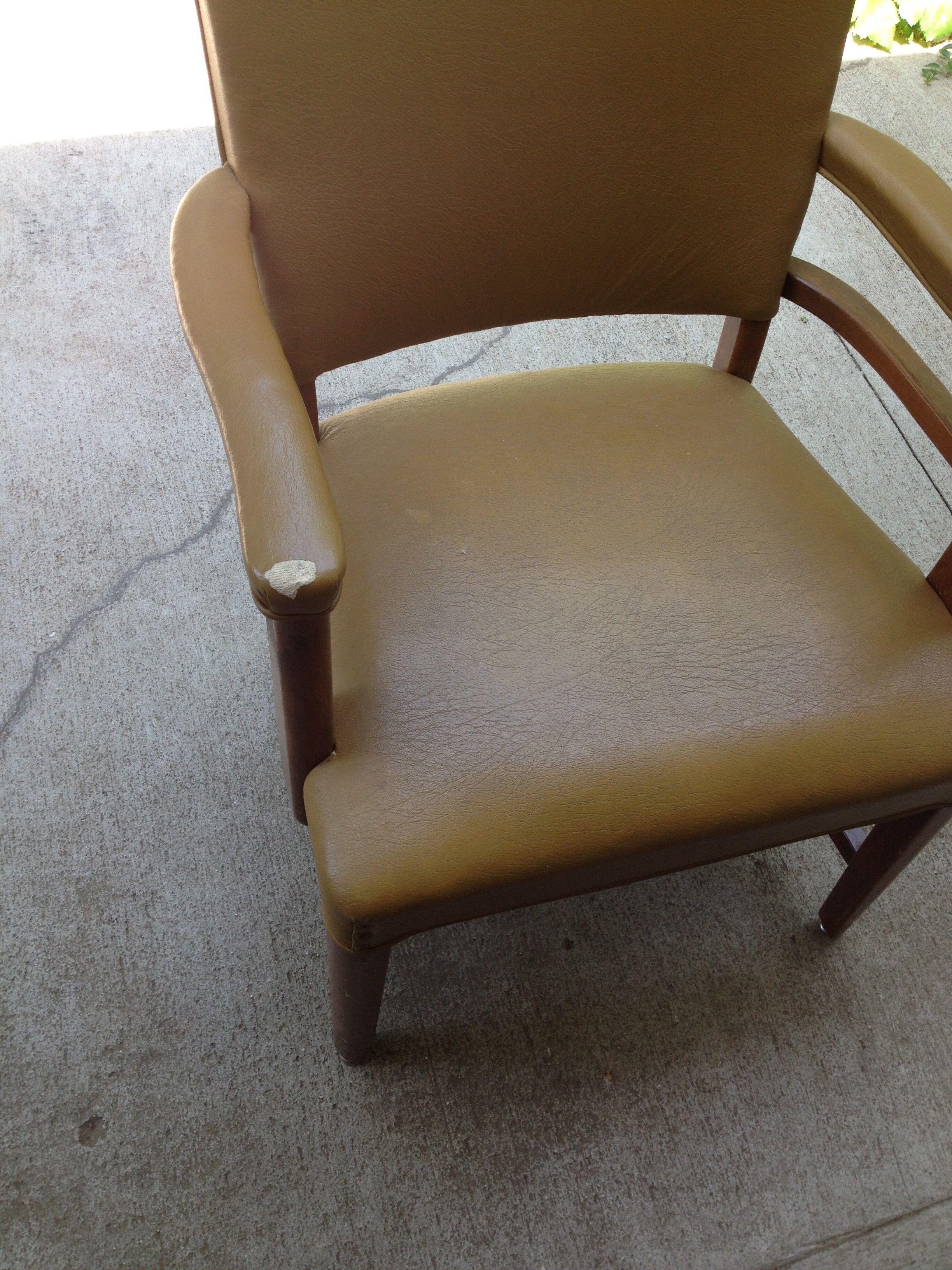 Vintage Jasper Company Chair $75   Indianapolis Http://furnishly.com/vintage