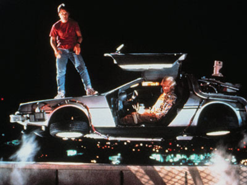 How The Back To The Future Films Made Me A Car Enthusiast With