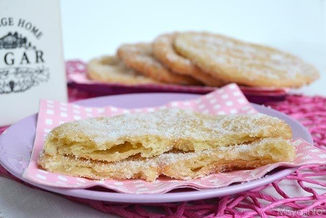 Frittelle luna park ricetta ricette di carnevale for Ricette dolci di carnevale