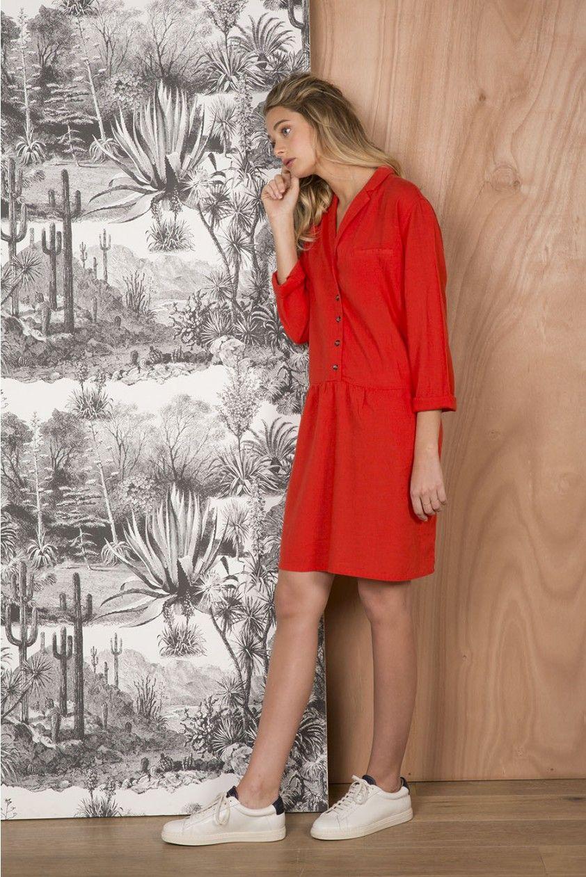 Wilson Robe 2 Emplette Sunset Femme Harris wqzqPI