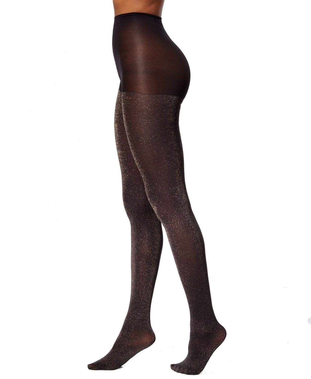 2583fc425 Hue Women s Control-Top Glitter Tights