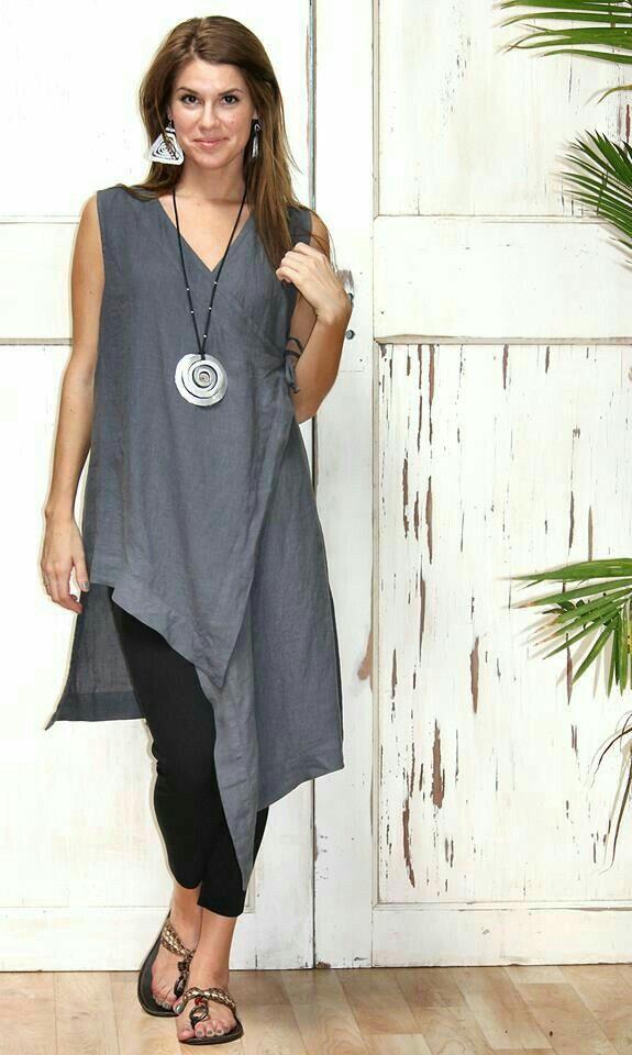 Pin de vivi . en ropa | Pinterest | Blusas, Túnicas y Costura