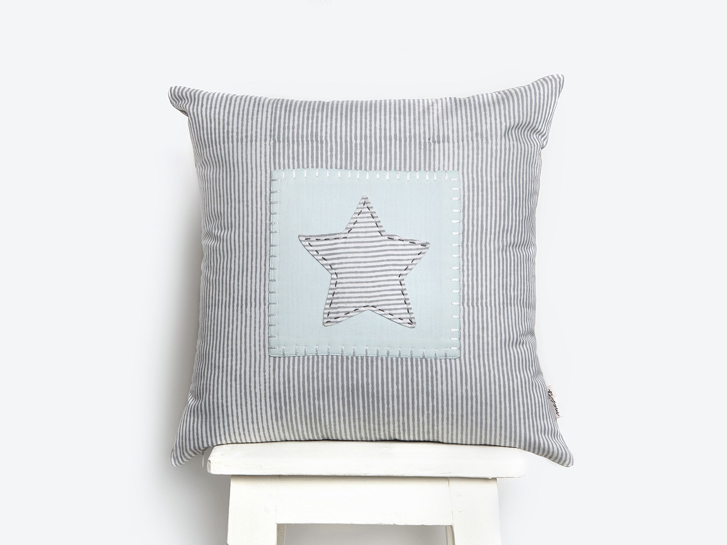 Little star cushion baby cushion cover nursery pillow cover