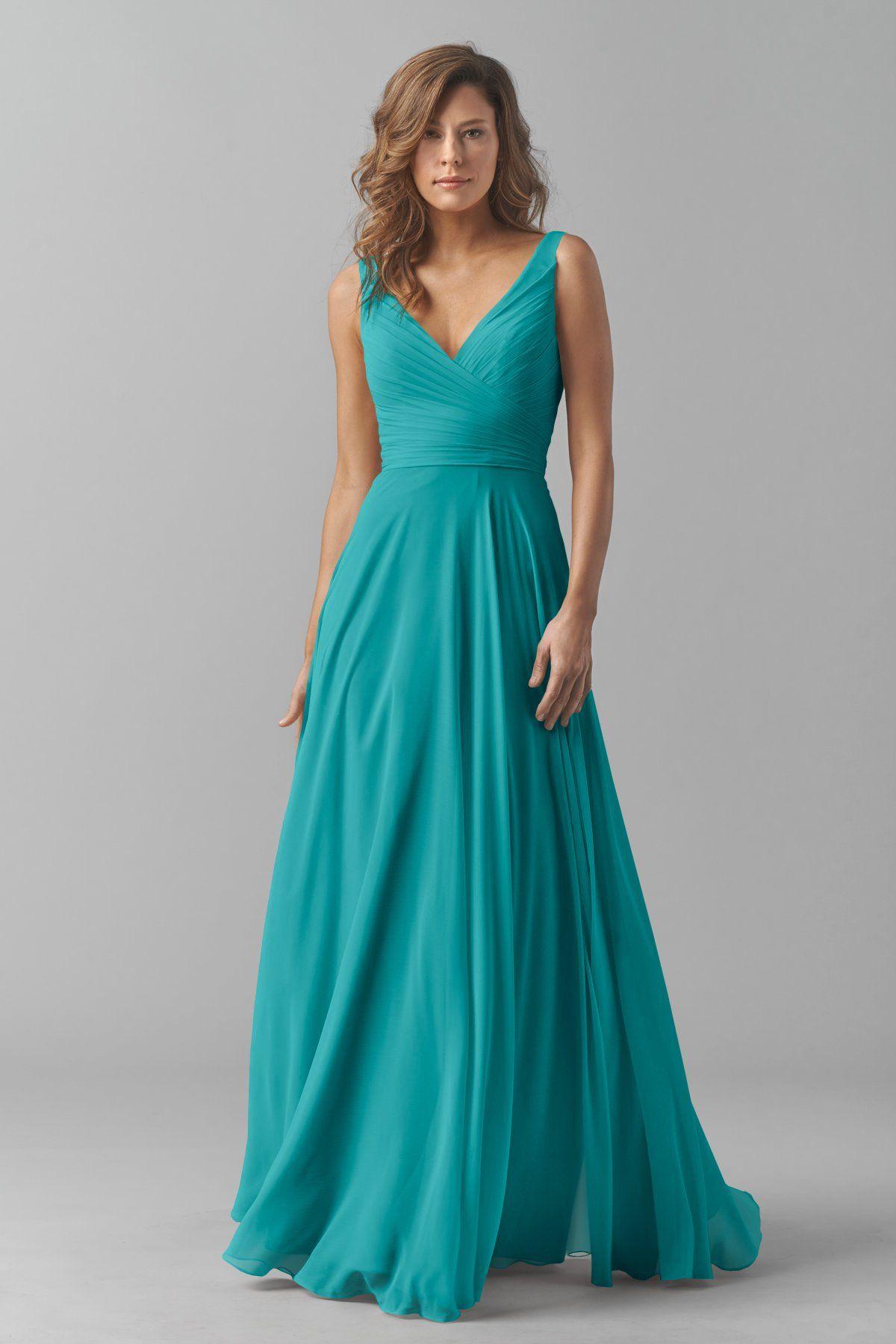 Karen 8542i | Bridesmaids | Watters | Wedding | Pinterest | Maids ...