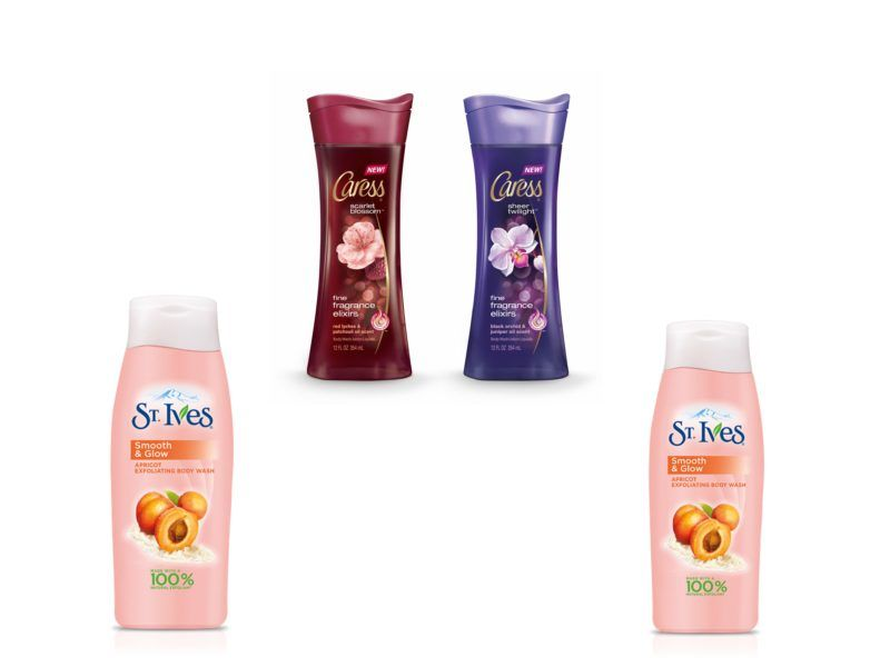 ONE DAY LEFT!!! St. Ives and Caress Body Wash for $0.67 each at Target (thru 3/27)