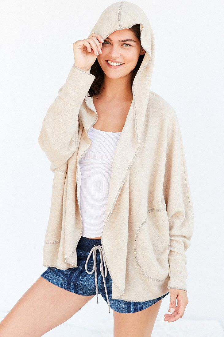 Out From Under Seoul Cozy Hooded Cardigan | Hoodie addiction ...