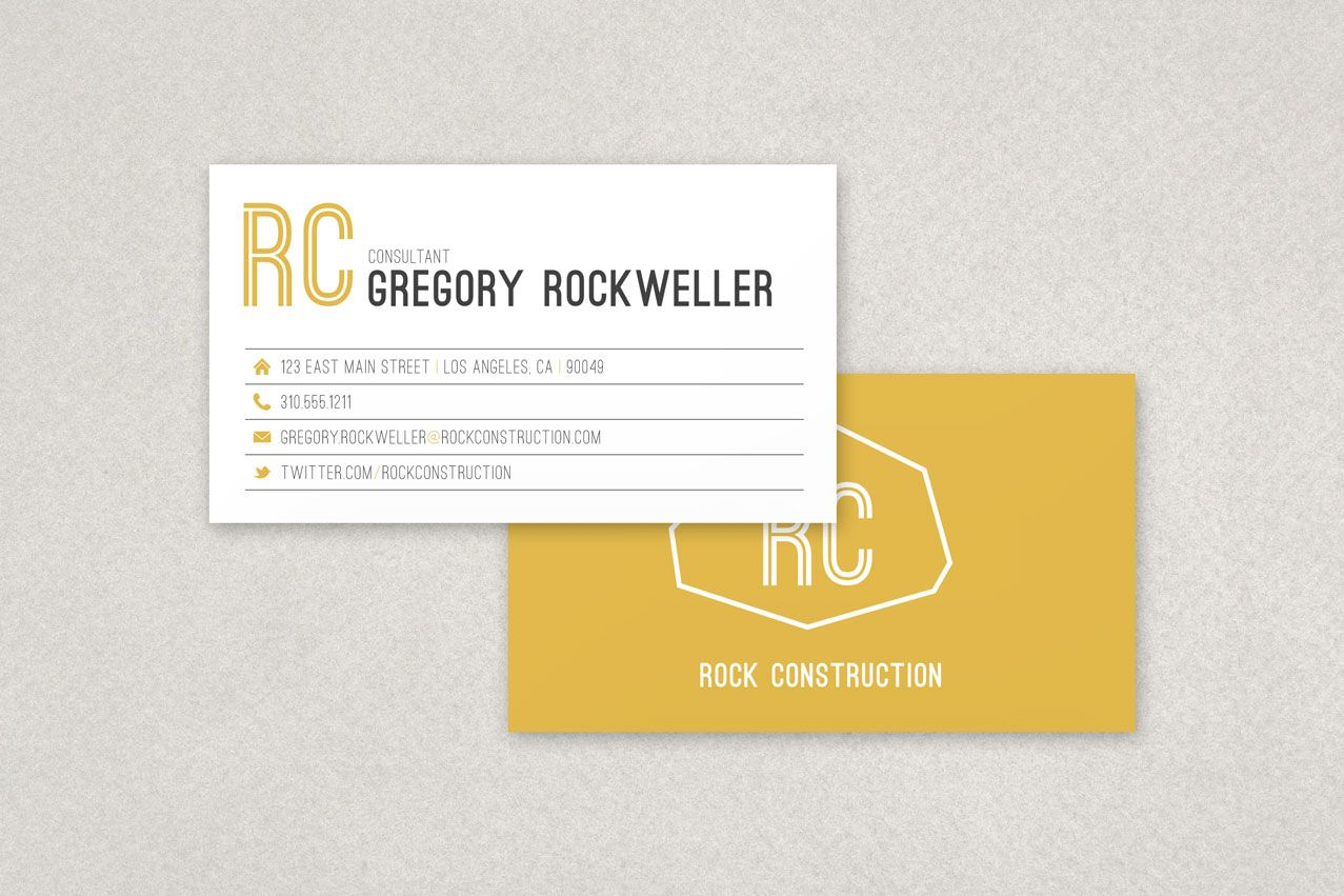 Web Analyst Business Card Template Construction Business Cards Business Card Template Design Business Card Template