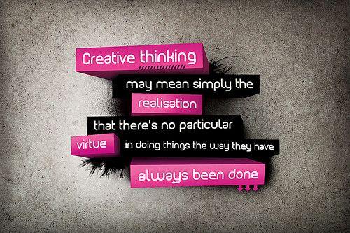 Cool Graphic Design Ideas creative brochure design ideas Creative Thinking Inspiration Quotes Pinterest Creativity Creativity Quotes And Thinking Outside The Box