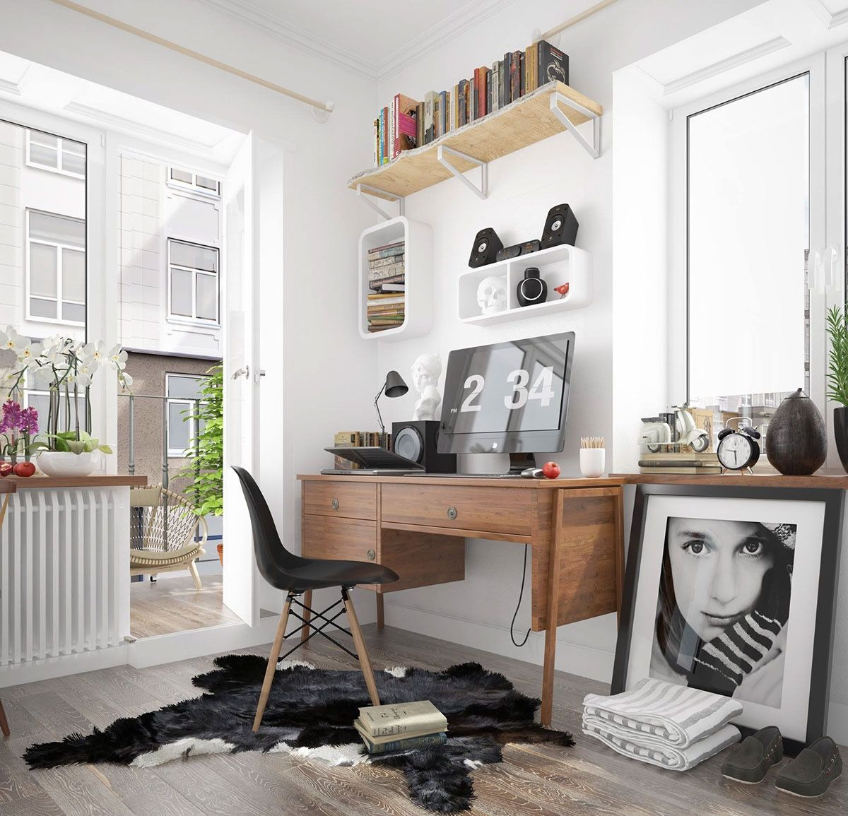 Homeoffice Jobs Schweiz Scandinavian Home Workspaces Scandinavian Home Workspace Ideas
