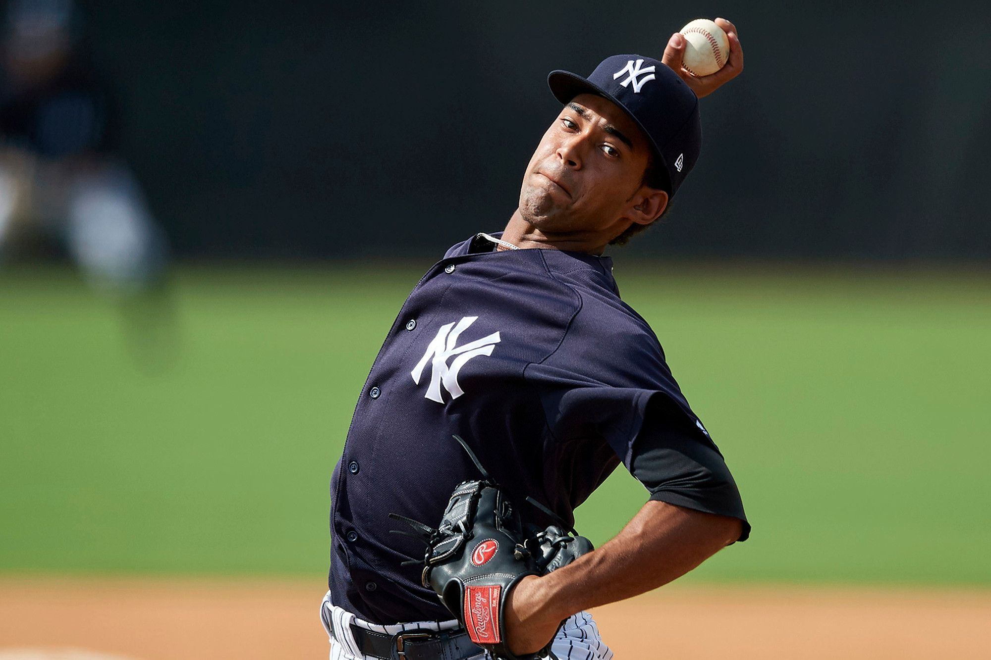 All Eyes Are On Yankees Stud Prospect Deivi Garcia Fitness Diet Fitness Motivation All About Eyes