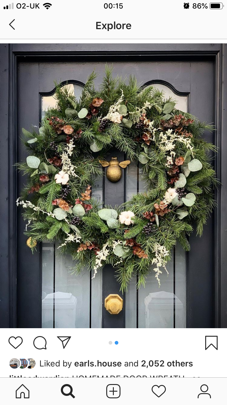 Pin By Lisa Spencer On Christmas Holiday Decor Christmas Wreaths Holiday
