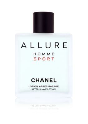 a136a0913361 Chanel Men's Allure Homme Sport After Shave Lotion, 3.4 Oz - - One Size