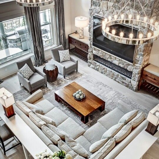 Beautiful living room Living room Pinterest Living rooms, Room