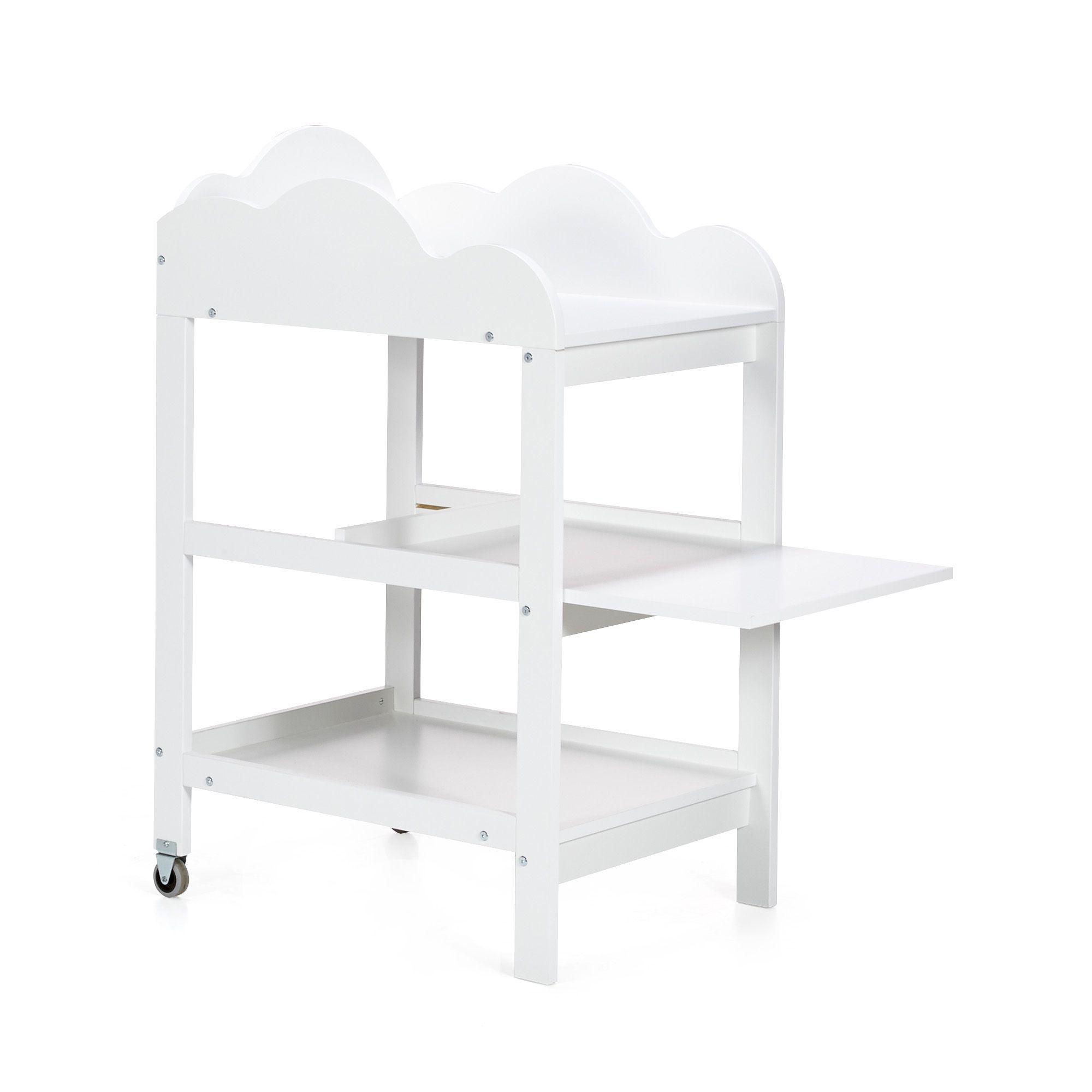 Nuage Tables Plans Langer Meubles Pour Chambre Enfant Table  # Meuble Pc Sur Roulette Petit Espace