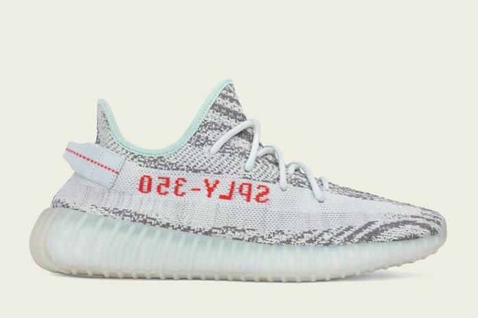 0c5ee15e49c3f Adidas Yeezy Boost 350 V2 Blue Tint  Foot Locker Locations Announced ...