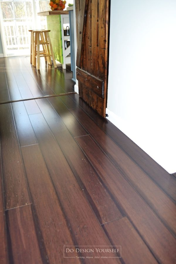 What You Should Know About Bamboo Flooring Dark Bamboo Flooring Bamboo Laminate Flooring Hardwood Floors