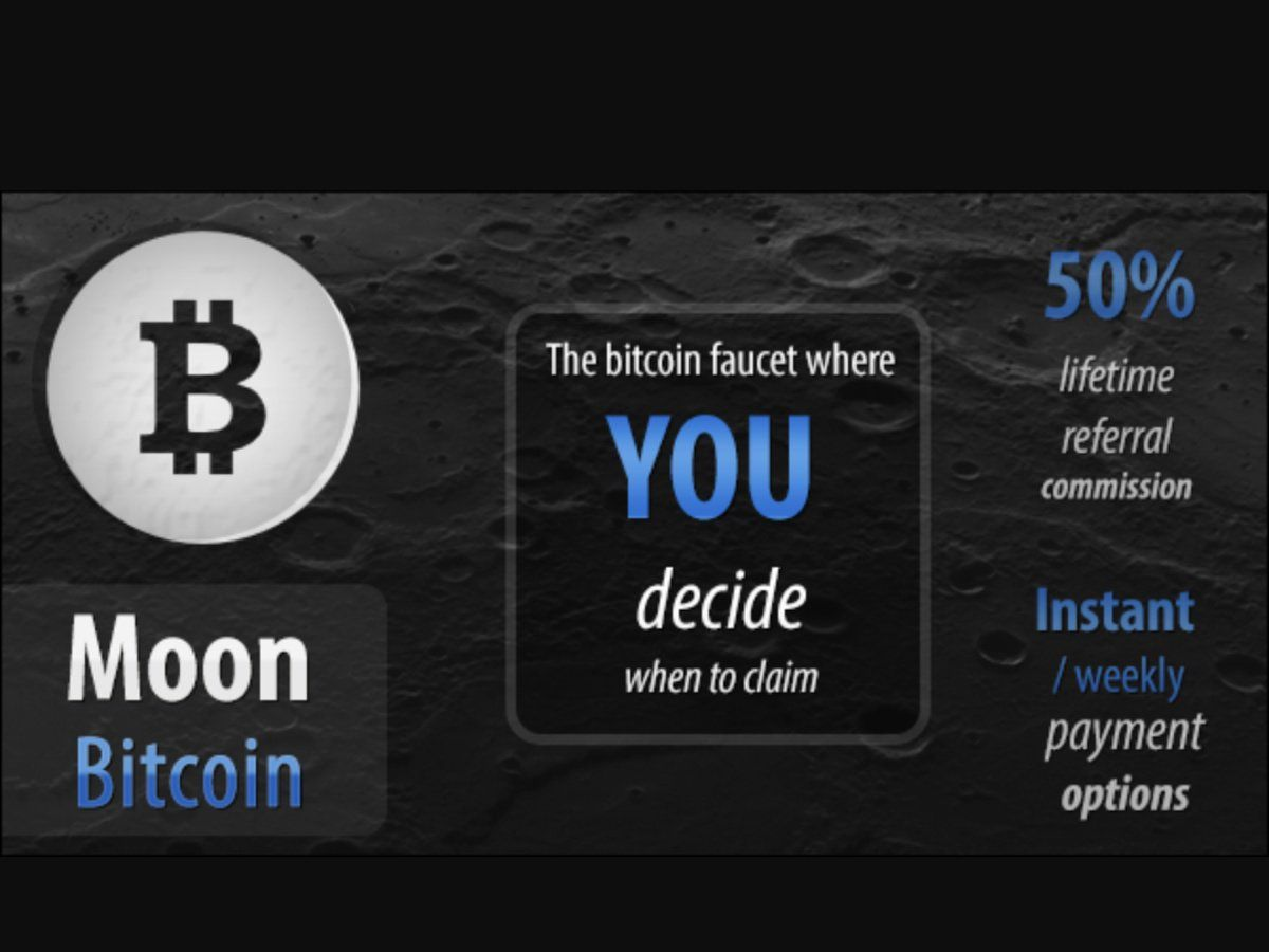 Easy ways to earn free Bitcoin from moon bitcoin faucet..earn by ...