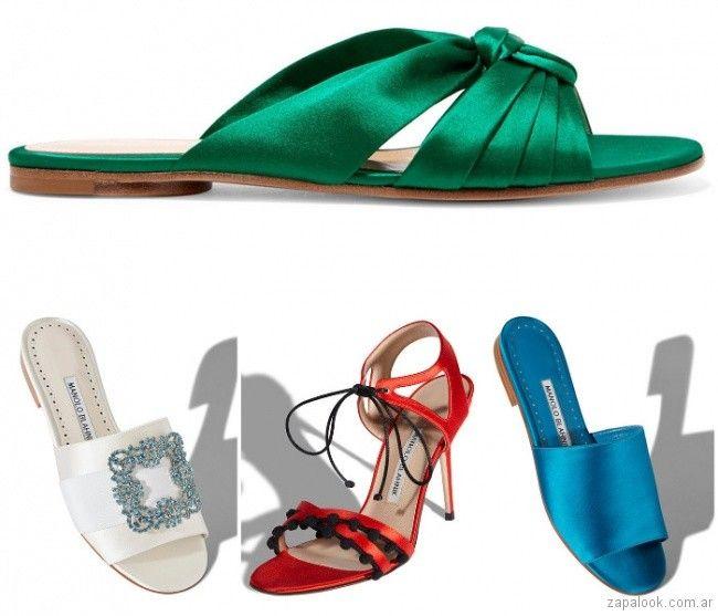 75d775242 Tendencias   calzados de moda primavera verano 2019