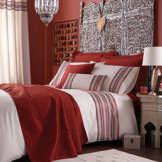 Terracotta Saffron Collection Duvet Cover Dunelm