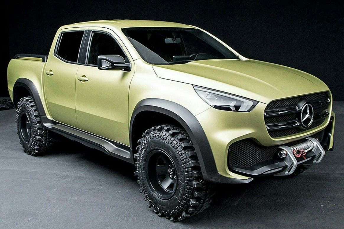 2020 Mercedes X Class Pickup Truck Price In 2020 With Images