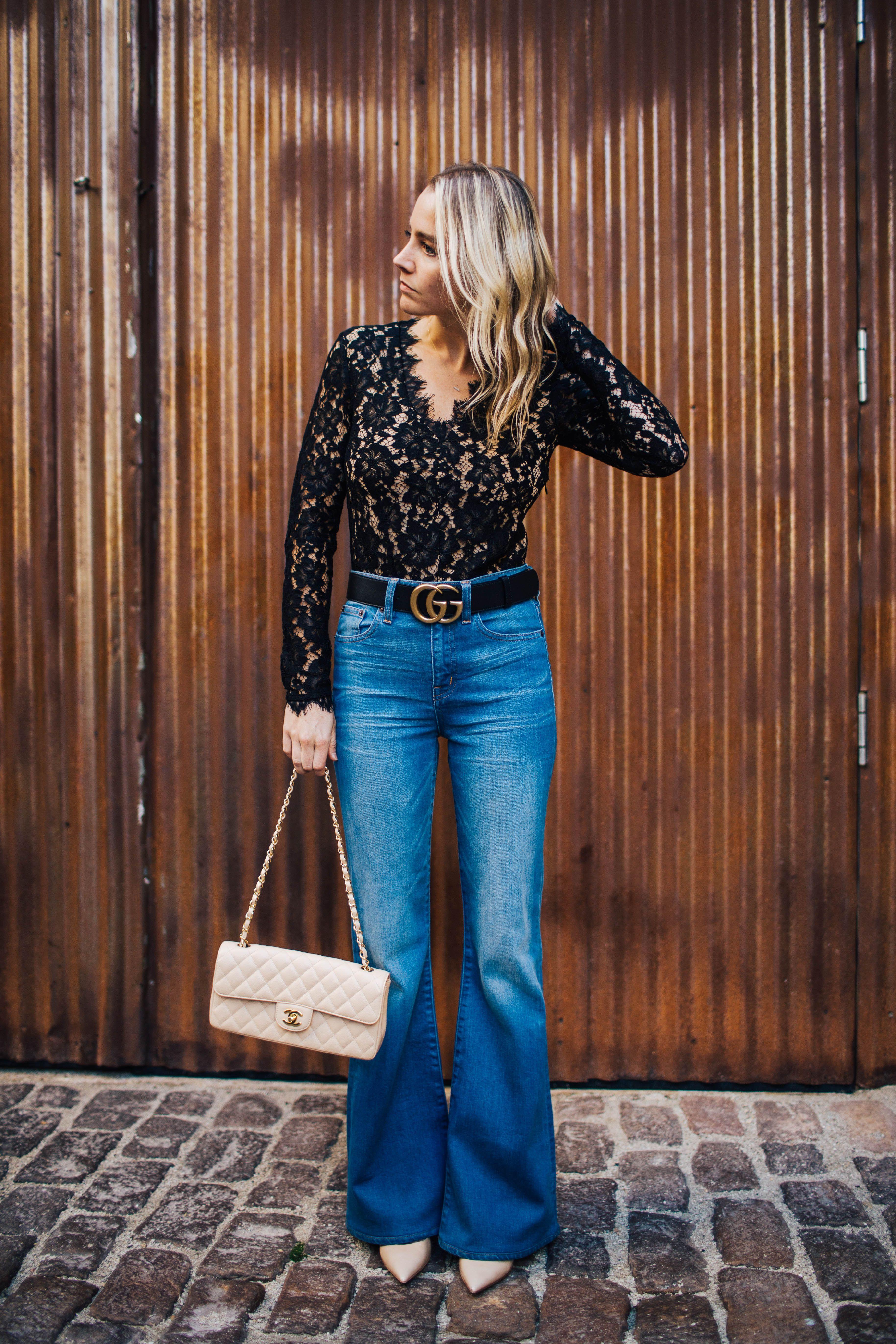 Wayf Levy Lace Bodysuit 5d421315c42d5