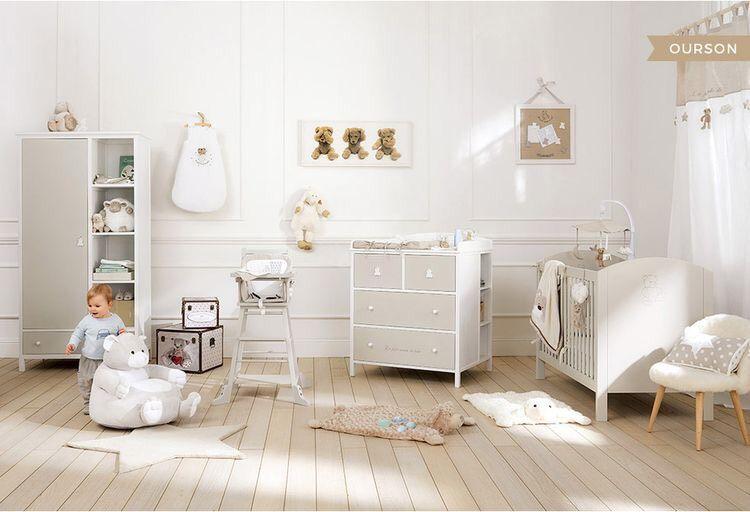 Comment décorer la chambre de bébé sans connaitre son sexe Soo
