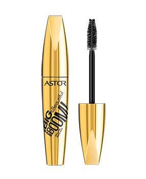 ASTOR Cosmetics Live your beauty | BIG & BEAUTIFUL BOOM! Killer Black Volume Mascara