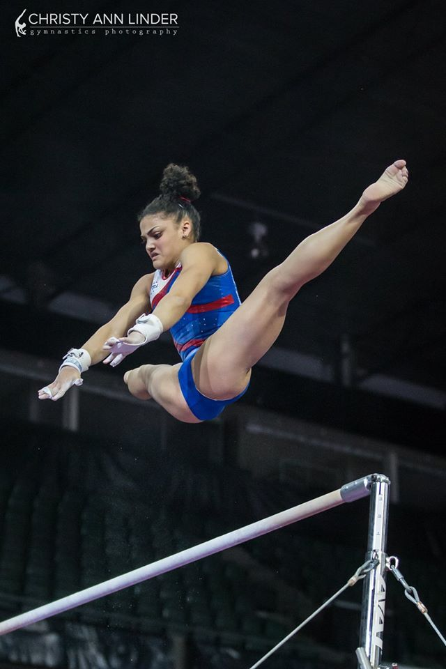 Laurie Hernandez Usapodium Training For The 2016 Pacific Rim Championships X