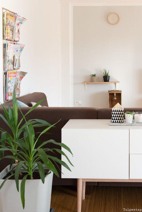 Wie du große Räume gemütlich einrichten kannst | Wohnzimmer Ideen ...