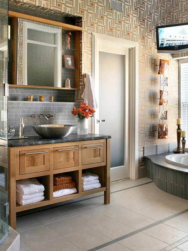 20 Samples Of Classic Bathroom Sinks 14