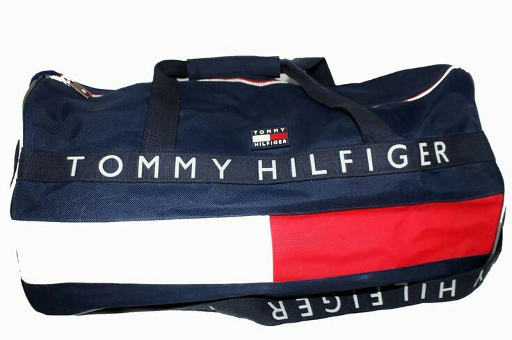 45143d495f4 Tommy Hilfiger Duffle Bag | Things I Want ❤ | Tommy hilfiger ...