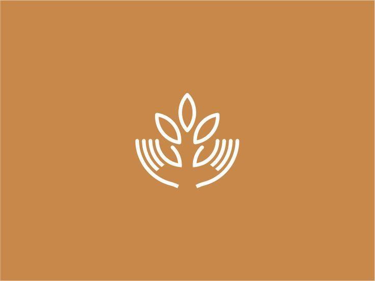 Tlali -   10 planting Logo branding ideas