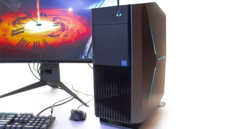 Review alienwares aurora r8 with rtx 2080 graphics is a