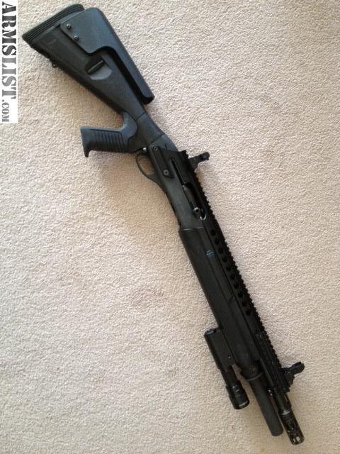 ARMSLIST - For Sale: Remington 1187 Tactical Shotgun | My