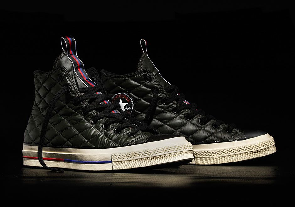 winterized chuck taylor shoes