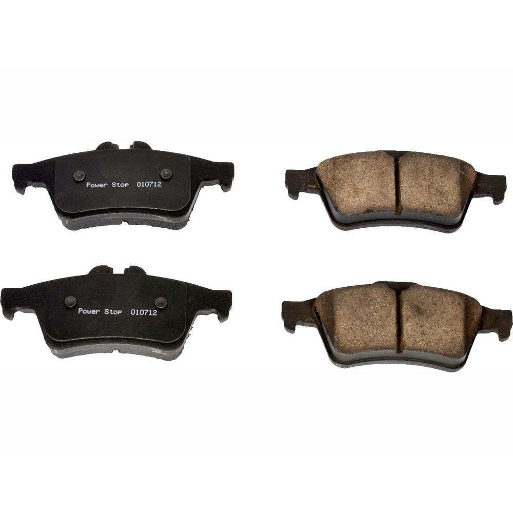 For Impreza,Legacy,Outback,Baja,Forester,9-2X Front Semi-Metallic Brake Pads